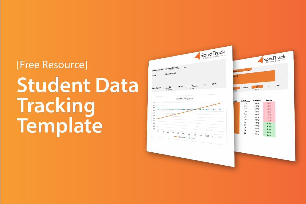 Free Student Data Collection Resource